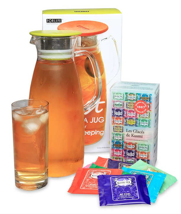 Kusmi Iced Tea Gift Kit