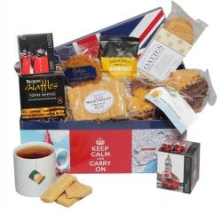 British Tea and Biscuits