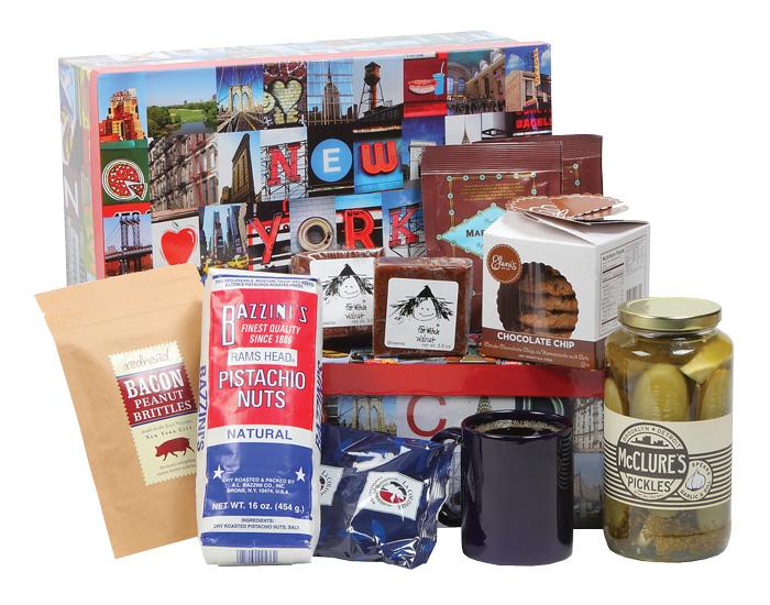 NY, NYC Gift Box