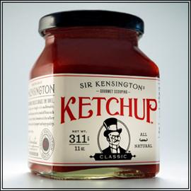 Sir Ken's Ketchup