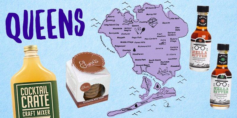 Foods of Queens