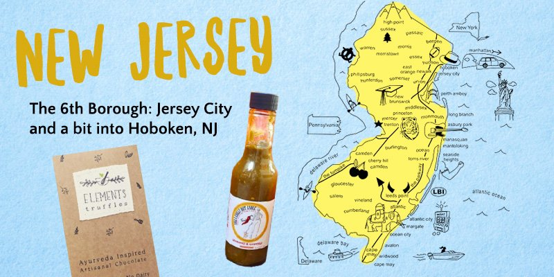 Foods of New Jersey - the 6th Borough