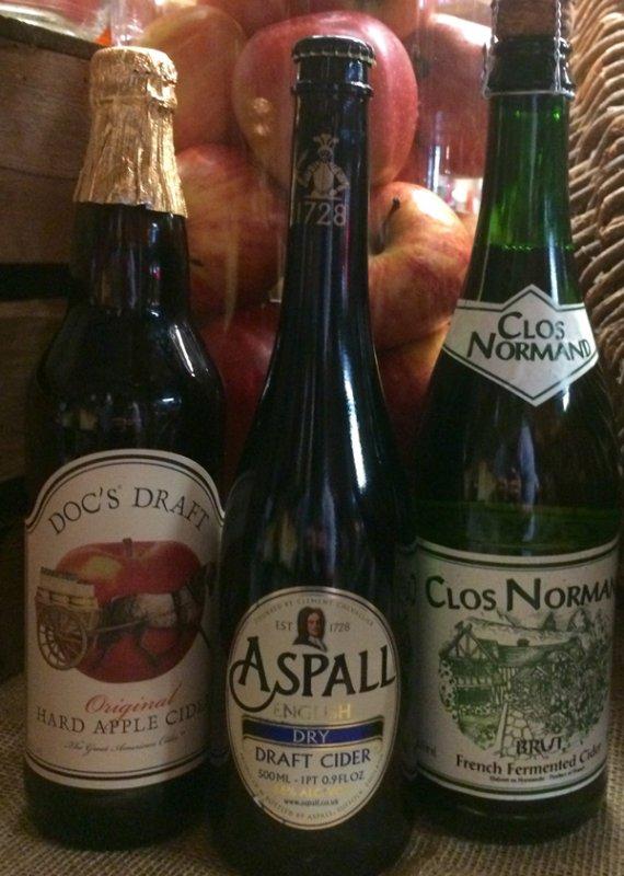 cider-bottles