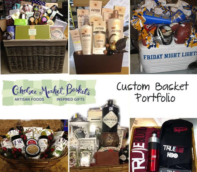 Custom Gift Portfolio