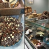 sweets at Avoca including great looking Rocky Road
