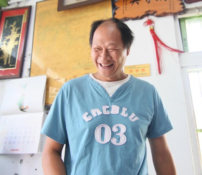 Mr Su - The Farmer behind Bao Zhong