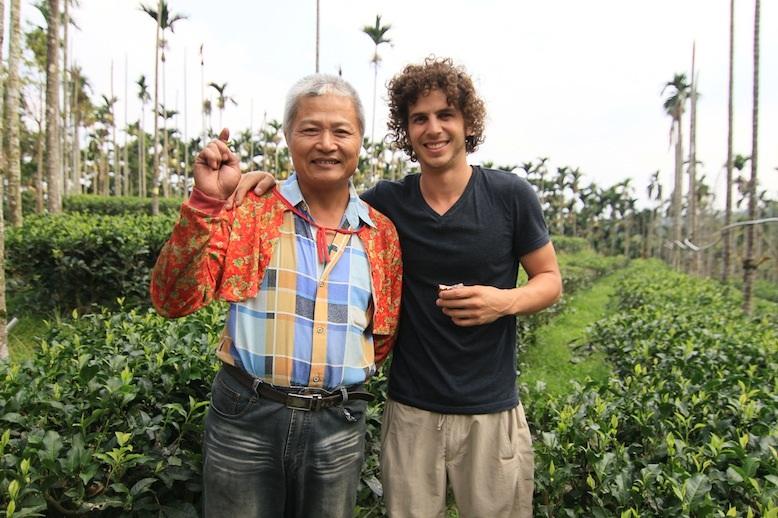 Sammy and Mr. Lu