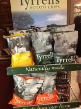 Tyrell's Potato Chips $4.50