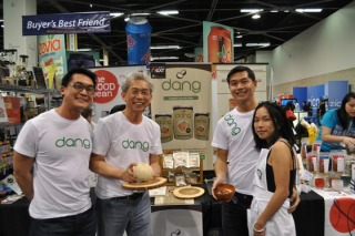 The Dang! Coconut Chip Team