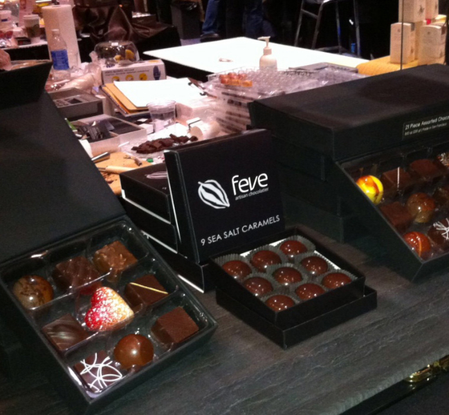 Feve Artisan Chocolatier at FFS