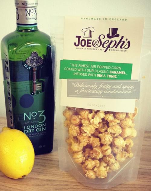 Joe & Seph\'s Gin & Tonic Popcorn