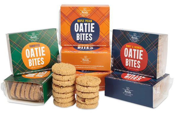 Reids of Caithness Oat Bites and Oakcakes