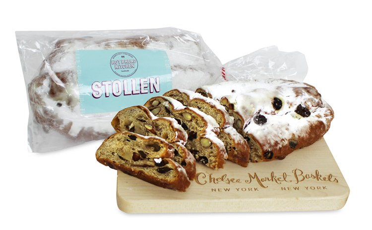 Hot Bread Stollen
