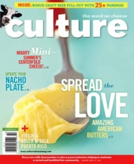 Culture Summer 2012 Cover