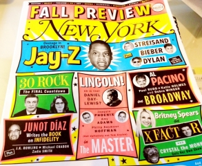 New York Magazine's Fall Preview
