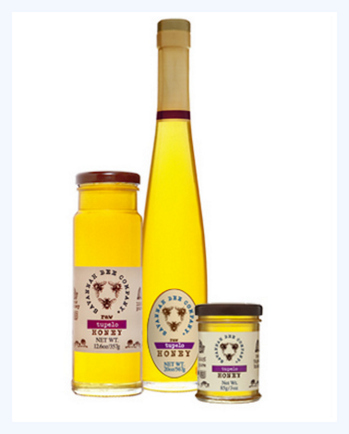 Savannah Be Co's Tupelo Honey Offerings