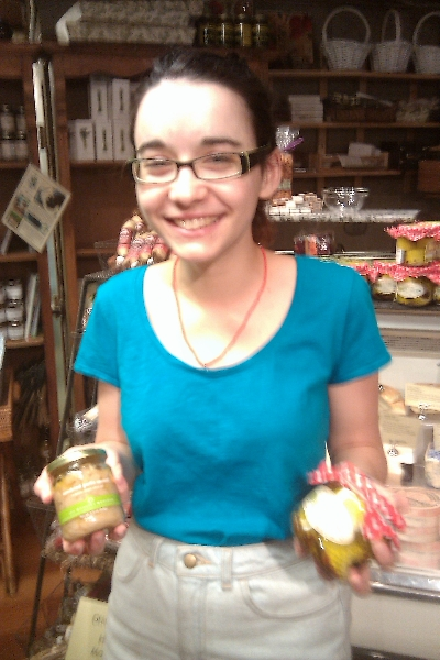 Jessie H and her CMB Products