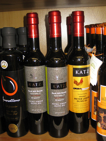 Katz and Co Organic Olive Oil