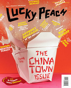 Issue 5: Chinatown