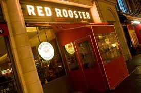 Exterior of Red Rooster Harlem