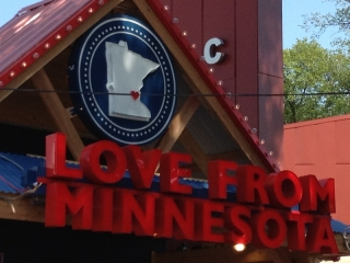 Love from Minnesota