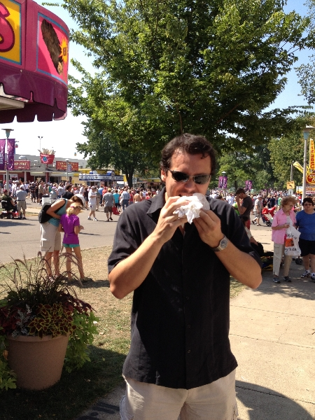 S\'mores at the Fair