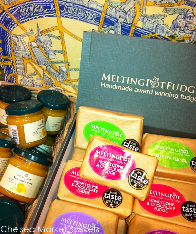 MettingPot Fudge and Very Lemon Curd from Bay Tree