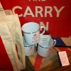 Keep Calm and Carry On Mug