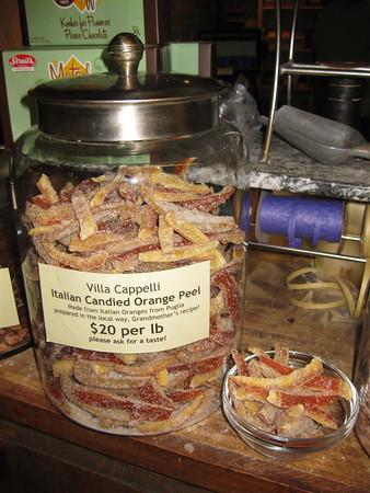 Villia Cappelli Orange Peel