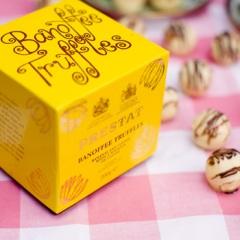 banoffee truffles chocolates