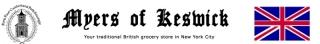 Myers of Keswick logo