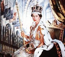 Queen Elizabeth the 2nd