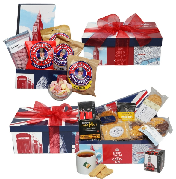 English Boxes make excellent Jubilee Gifts