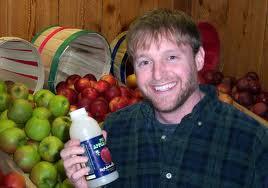 Brian Nicholson, 3rd Generation Apple Grower