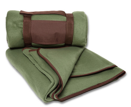 Picnic Time Fleece Picnic Blanket