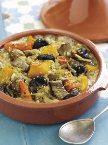 Mouth-watering Lamb Tagine from Specialty Food Magazine