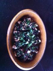 BLiS Fish Sauce Caprese Salad