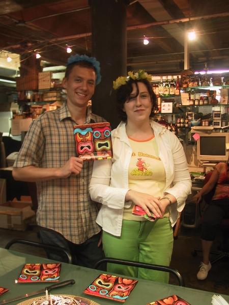 Lisa, Asst. Store Manager