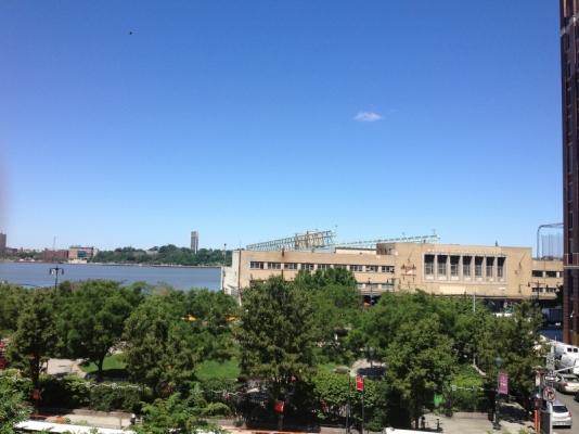 14th Street Park in June