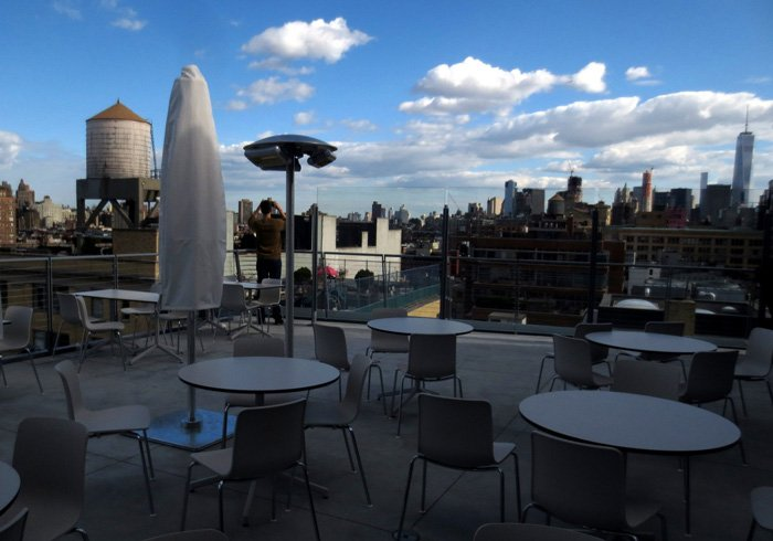 Whitney Museum Terrace