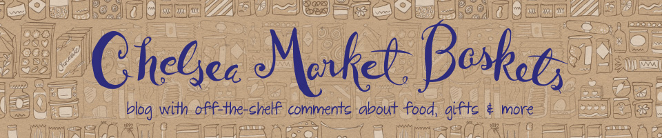 Chelsea Market Baskets Store Blog header image