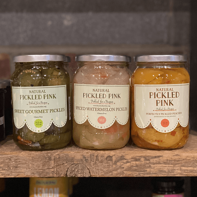pickled for a purpose